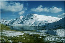 NY3412 : Grisedale Tarn and Fairfield by Andy Waddington