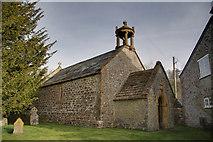 ST5906 : St Edwold's Church, Stockwood by Chris Dennis