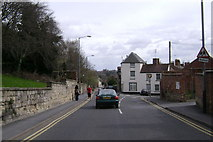 SP2865 : Priory Road, Warwick by Robin Stott