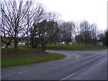 TM3864 : B1121 Main Road, Carlton by Adrian Cable