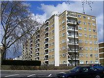 TQ2977 : Keats House, Churchill Gardens Estate by PAUL FARMER