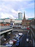 SP0786 : The Spirit of Birmingham by Roy Hughes