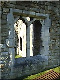 SE7365 : Ground Floor Window in the Gatehouse by Matthew Hatton