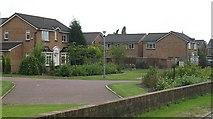 NS7061 : Barrwood Place by Richard Webb