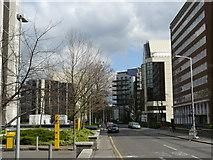 TQ3266 : Street Scene, Sydenham Road, Croydon by Peter Trimming