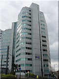 TQ3266 : BT Office, West Croydon by Peter Trimming