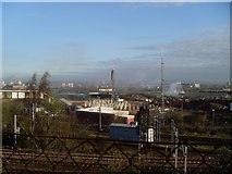 NS6161 : View across Glasgow's East End by Stephen Sweeney