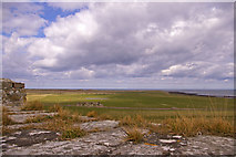 NU1341 : Holy Island, Northumberland by Christine Matthews