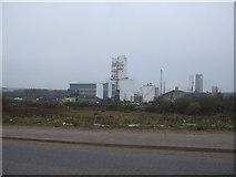 SE8912 : Scunthorpe BOC plant by Glyn Drury