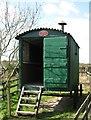 SP9314 : College Lake: The Shepherd's Hut by Chris Reynolds