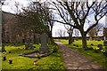 NU1241 : St Mary the Virgin, Holy Island, Northumberland by Christine Matthews