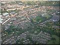 SS9412 : Tiverton : Balloon View by David Hunt