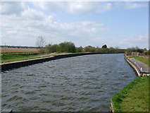 SE6912 : Keadby and Stainforth Canal from Wykewell Bridge by Glyn Drury