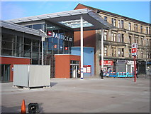 NS5566 : Partick Station by Sandy Gemmill