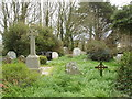 T0624 : Graveyard at Ardcavan by David Hawgood