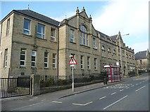 SE0724 : Warley Road School, Halifax by Humphrey Bolton