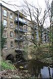 SE0619 : Converted mill - Barkisland Mills by Chris Allen