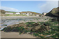 SM8518 : Nolton Haven from the beach. by David Martin