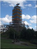 NT2674 : Edinburgh's Pagoda ? by ronnie leask