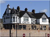 NT9953 : The Castle Hotel, Berwick-upon-Tweed by Christine Matthews
