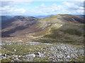 NN5976 : Western flanks of A'Mharconaich by Alan O'Dowd