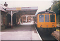 SK2960 : Train from Matlock to Derby by Stephen Craven