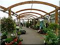 SO3808 : Raglan Garden Centre plant area 4 by Jonathan Billinger