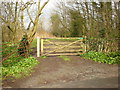 SD5189 : Footpath to Kendal by Alexander P Kapp