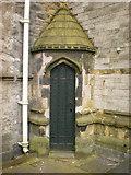 SD5192 : Holy Trinity Church, Kendal, Doorway by Alexander P Kapp