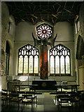SD5192 : Holy Trinity Church, Kendal, Interior by Alexander P Kapp