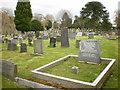 SD5292 : Parkside Cemetery by Alexander P Kapp