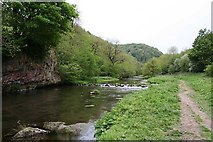 SK1273 : Chee Dale by Dave Dunford