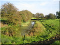 SP7119 : Moat near Doddershall House 1 by Andy Gryce