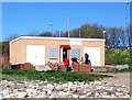 NZ4061 : Whitburn Angling Club by Roger Smith