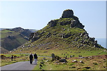 SS7049 : Castle Rock by william