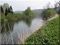 SO5720 : River Wye, north of Goodrich Castle by Pauline E