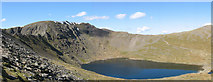 NY3415 : Red Tarn and Helvellyn by Gareth James