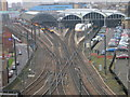 NZ2463 : Newcastle Railway Station by JThomas