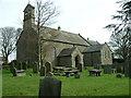 NY9913 : Church of St Giles, Bowes by JThomas