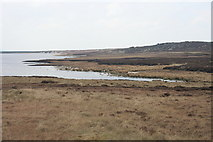 SD9620 : Warland Reservoir by Kevin Rushton