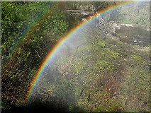 SS7249 : Glen Lyn Gorge Rainbow by Rob Farrow