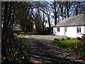 NX4157 : Glenturk Moor, Cairn House Croft by Chris Newman