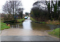TG0538 : The ford, Letheringsett by Andy F