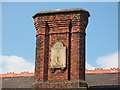 SJ7255 : Sundial, Crewe Green school by Stephen Craven