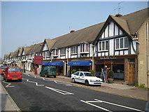 TL1600 : Radlett: The Oakway, Watling Street by Nigel Cox