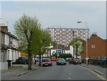 TQ3166 : Canterbury Road, Croydon by Peter Trimming