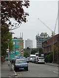 TQ3266 : Queen's Road, Croydon by Peter Trimming