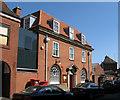 SJ6511 : Former General Post Office, Walker St. Wellington by Gordon Cragg