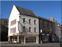 NY9364 : Ashley Matthews, Market Place by Mike Quinn
