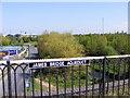 SO9897 : James Bridge Aqueduct View by Gordon Griffiths
